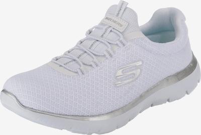 SKECHERS Nizke superge 'Summits' | bela barva, Prikaz izdelka
