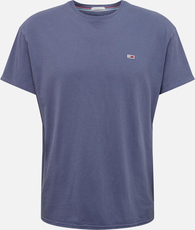 Tommy Foncé En Bleu shirt Jeans T 'tjm' KJF1luc5T3