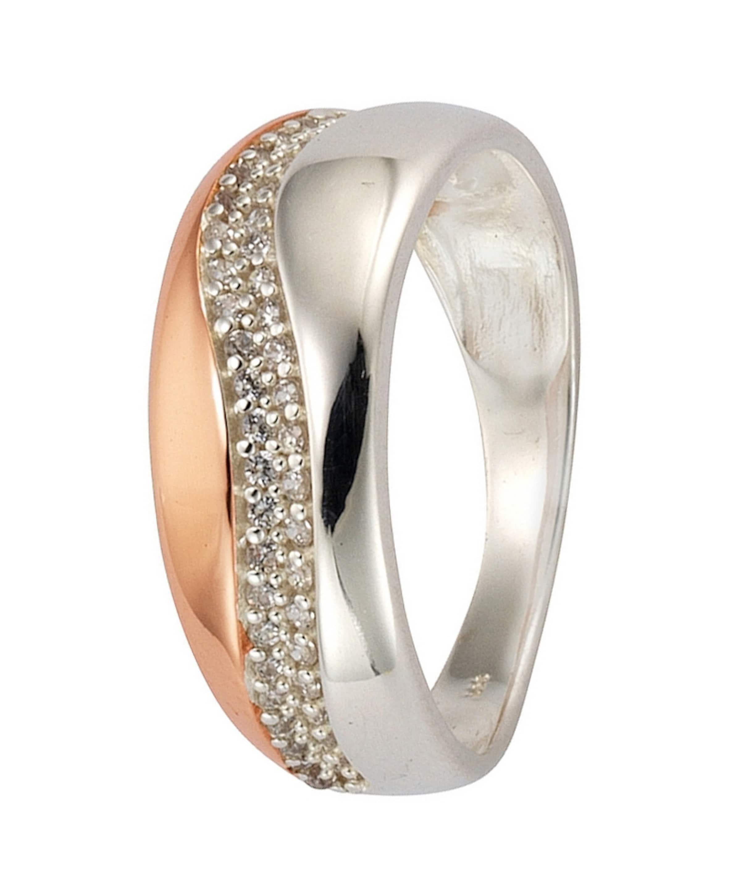 Amazonas Freiheit Der Billigsten FIRETTI Ring mit Zirkonia UZ33x2j
