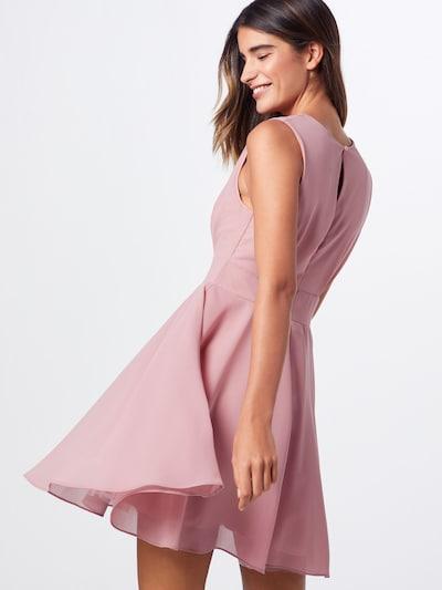 TFNC Cocktailkleid 'Nordi' in rosa: Rückansicht