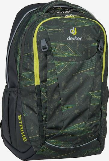DEUTER Rucksack 'Strike' in dunkelgrün, Produktansicht