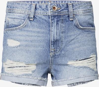 Soccx Shorts in blau, Produktansicht