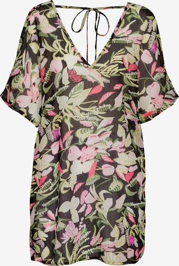 s.Oliver Plážové šaty - světle zelená / pink / černá, Produkt