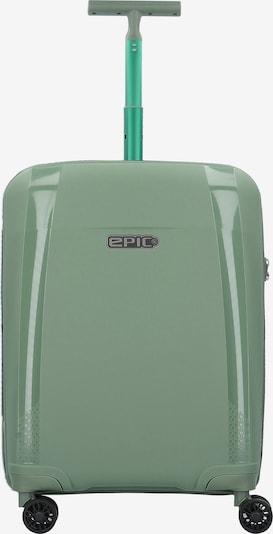 Epic Phantom BIO 4-Rollen Kabinentrolley 55 cm in grün, Produktansicht