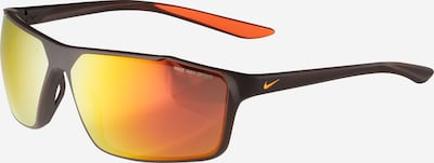 NIKE Sonnenbrille 'Windstorm' in gold / orange, Produktansicht