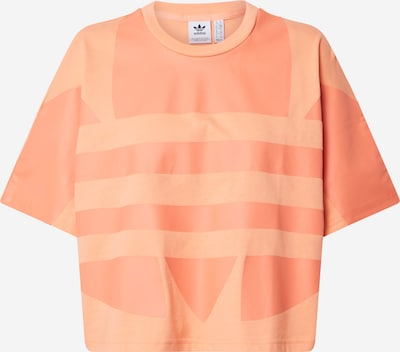 ADIDAS ORIGINALS Shirt in orange, Produktansicht