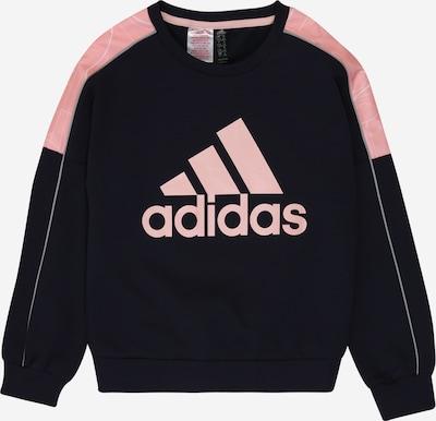 ADIDAS PERFORMANCE Sportska sweater majica u mornarsko plava / svijetloroza, Pregled proizvoda