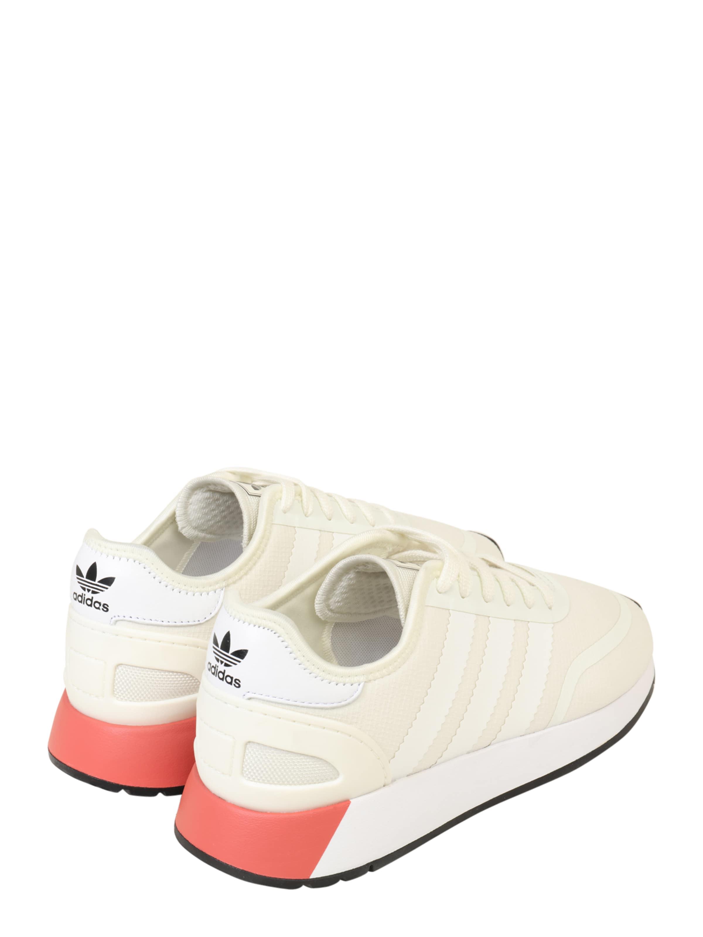 Baskets Adidas En Cassé Basses Originals Blanc 8w0nvNmO