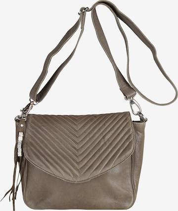 LEGEND Shoulder Bag 'Magazzini' in Green