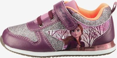 DISNEY Sneakers 'Die Eiskönigin' in mischfarben / eosin / silber, Produktansicht