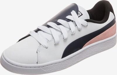 PUMA Sneaker 'Basket Crush Paris' in navy / altrosa / schwarz / weiß, Produktansicht