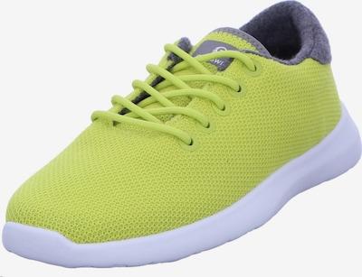 GIESSWEIN Baskets basses en citron vert, Vue avec produit