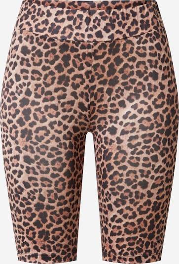 Sublevel Leggings in de kleur Beige / Zwart, Productweergave