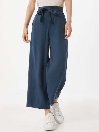 NÜMPH Bukser 'Bronte Toyon' i blå, Modelvisning