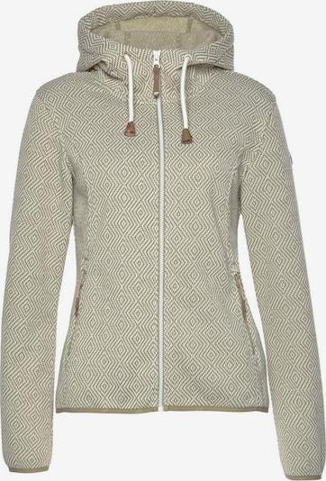 Jachetă  fleece funcțională ICEPEAK pe kaki, Vizualizare produs
