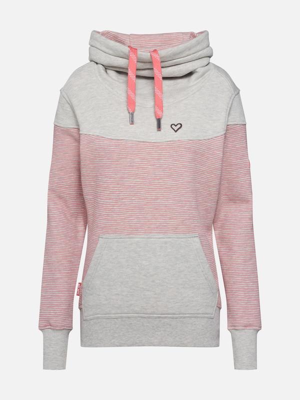 95d95dec45 Alife and Kickin Tréning póló szürke / rózsaszín színben | ABOUT YOU