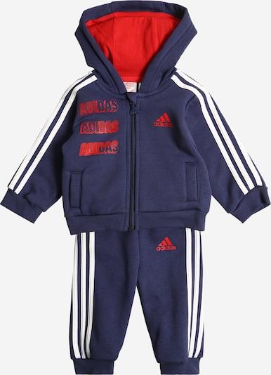 Îmbrăcaminte sport ADIDAS PERFORMANCE pe navy / roșu / alb, Vizualizare produs