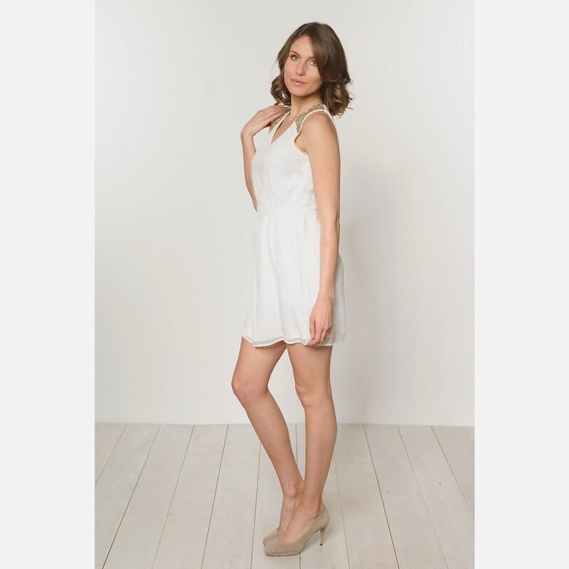 VERO MODA Kleid ohne Ärmel