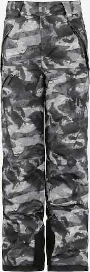 SPYDER Skihose in grau / basaltgrau, Produktansicht