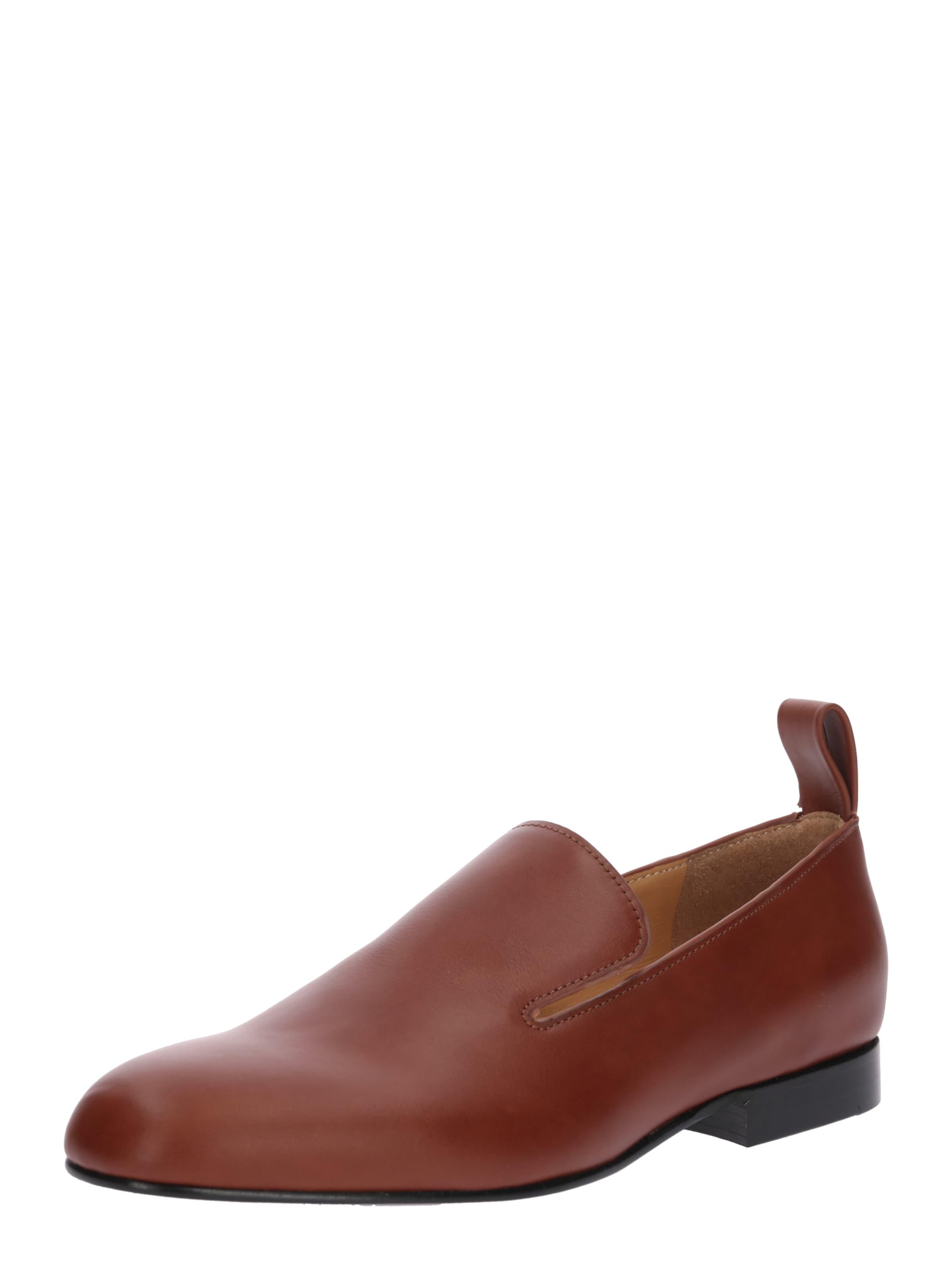 Jil Sander Navy Slipper Verschleißfeste billige Schuhe