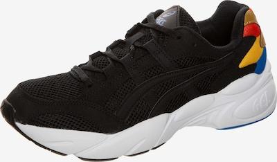 ASICS SportStyle Sneaker 'GEL-BND' in blau / gelb / rot / schwarz, Produktansicht