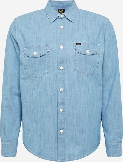 Lee Overhemd 'Lee Worker' in de kleur Blauw, Productweergave