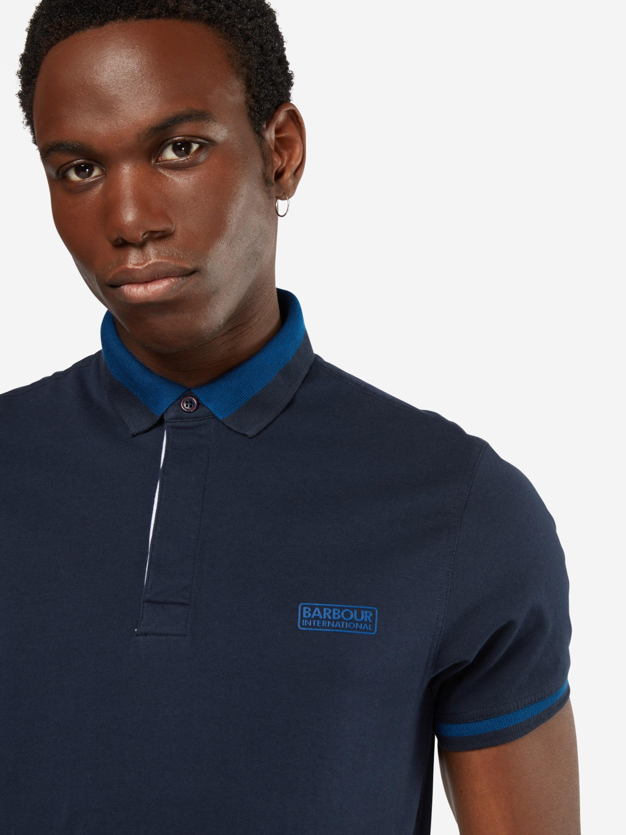 Spielraum Wirklich Barbour International Poloshirt 'B. Intl Throttle Polo' Verkauf Extrem PvBv8D