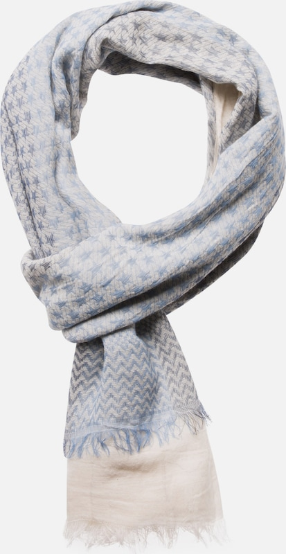 CODELLO Schal mit Strickmuster