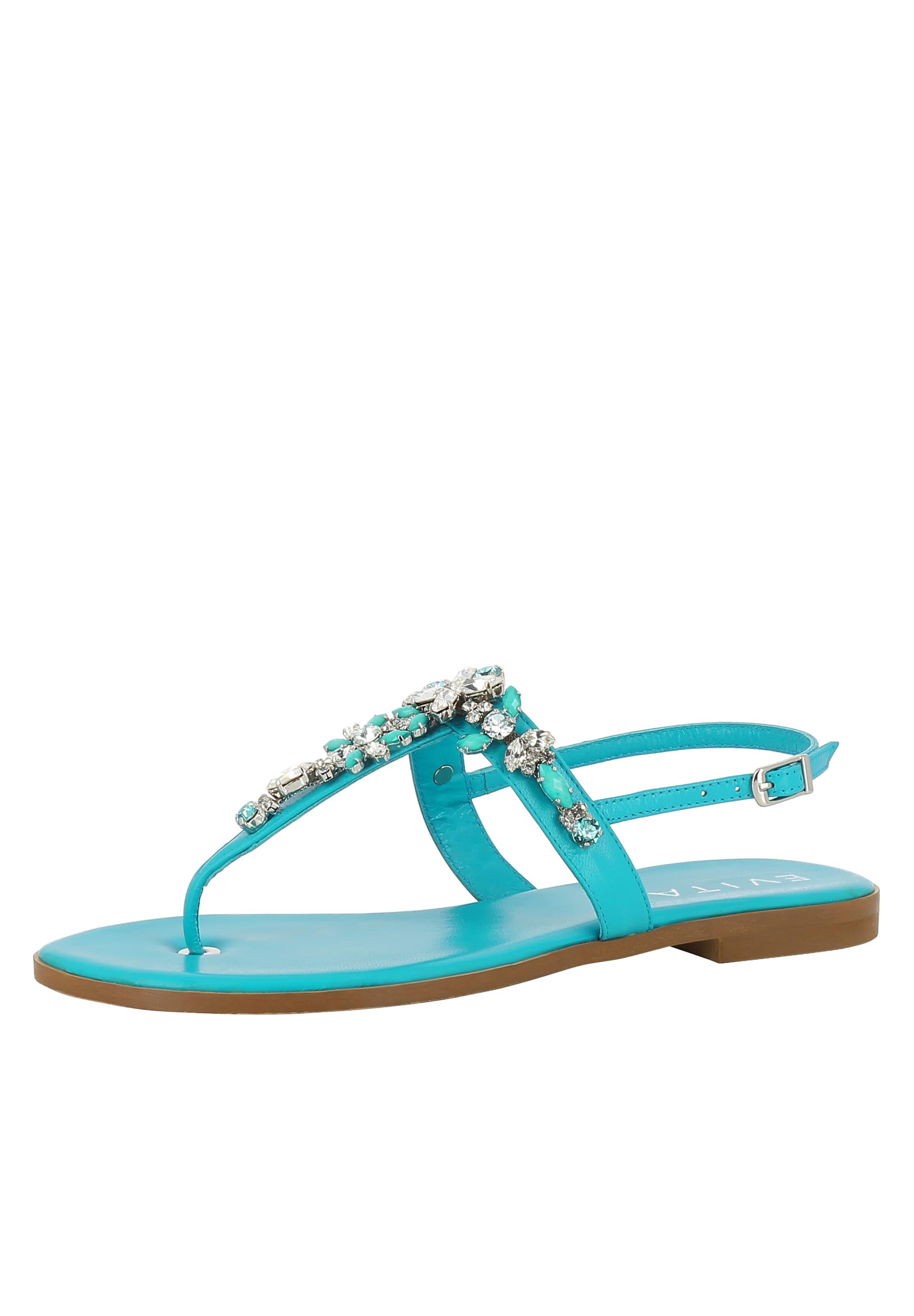 Haltbare Mode billige Schuhe EVITA | Sandale 'OLIMPIA' Schuhe Gut getragene Schuhe