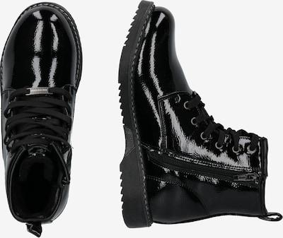 Dockers by Gerli Stiefel '43CU704' in schwarz: Seitenansicht
