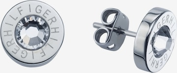 TOMMY HILFIGER Earrings 'Holiday Trend' in Silver