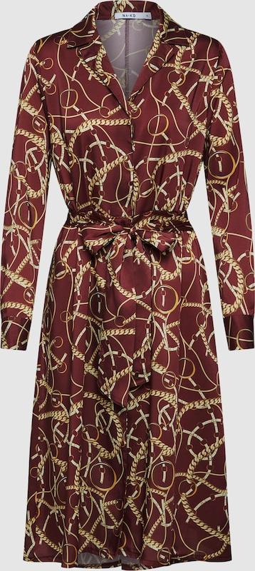 NA-KD Kleid in Gold   rot  Neue Kleidung in dieser Saison