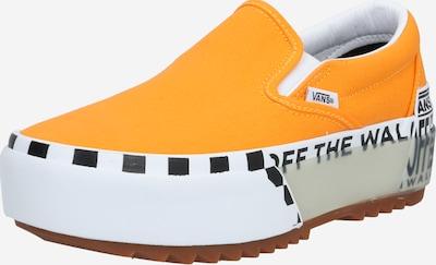 VANS Slip on boty - žlutá / bílá, Produkt