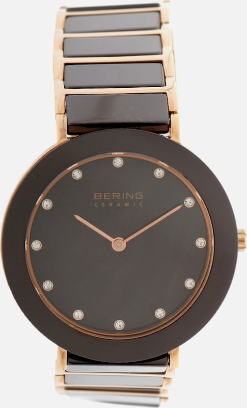 BERING Armbanduhr mit Swarovski-Kristallen 11435-765