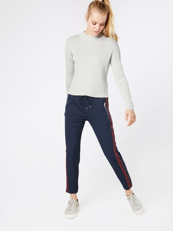 Noisy May Pullover High Neck Knit