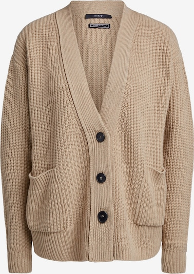 SET Strickjacke in beige, Produktansicht