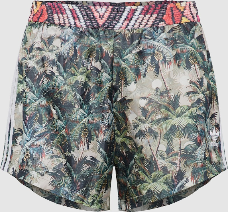 ADIDAS ORIGINALS Shorts 'Farm High-Waisted' in mischfarben  Mode neue Kleidung