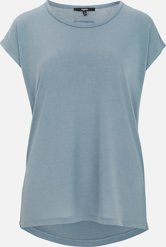 tigha Shirt 'Effi' in de kleur Smoky blue, Productweergave