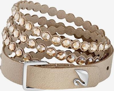 Swarovski Armband in beige / gold, Produktansicht