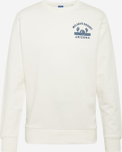 JACK & JONES Sweatshirt 'JORVINTAGE' in offwhite, Produktansicht