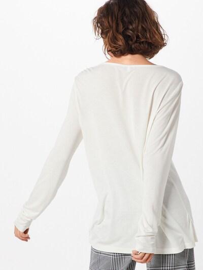 Marškinėliai iš TOM TAILOR , spalva - balta: Vaizdas iš galinės pusės