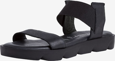 TAMARIS Sandále - neónovo zelená / čierna, Produkt