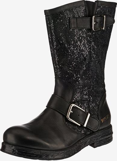 REPLAY Boots 'Venera' en noir, Vue avec produit