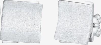 Nenalina Ohrringe 'Geo' in silber, Produktansicht