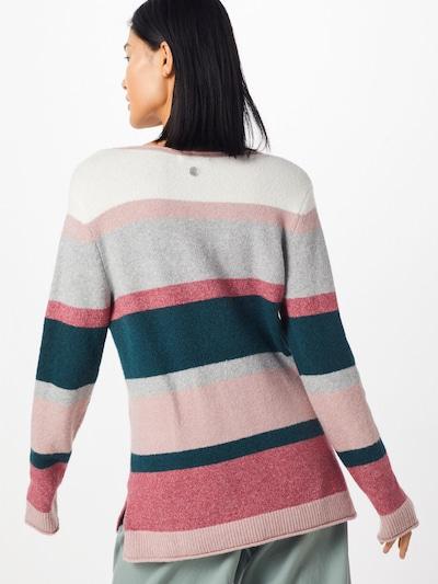 Megztinis 'LailaniL' iš LIEBLINGSSTÜCK , spalva - mišrios spalvos / rožių spalva: Vaizdas iš galinės pusės
