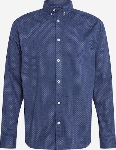 TOM TAILOR Košile - béžová / marine modrá, Produkt