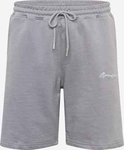 Mennace Spodnie w kolorze gołąbkowo niebieskim, Podgląd produktu