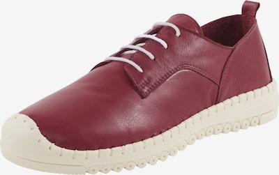 ANDREA CONTI Sneaker in bordeaux, Produktansicht