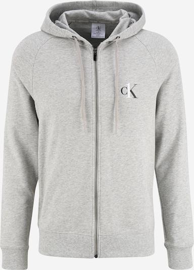 Calvin Klein Underwear Sweatjacke in grau, Produktansicht
