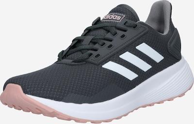 ADIDAS PERFORMANCE Laufschuhe in dunkelgrau / weiß, Produktansicht